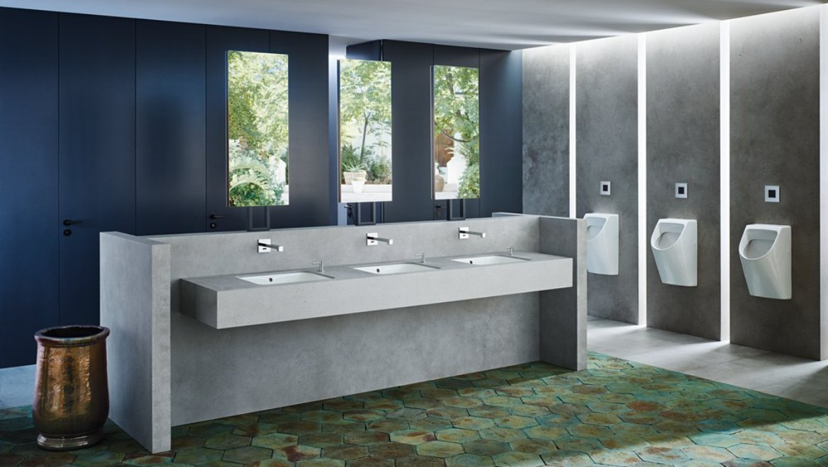 Why Washroom Design Matters in the Workplace
