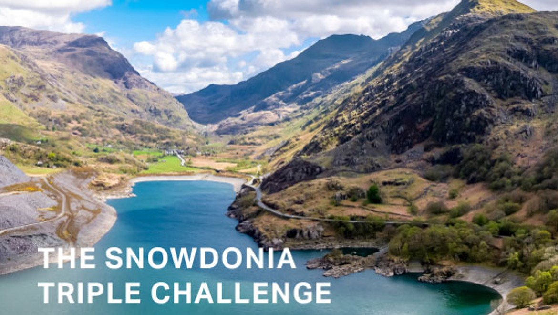 Geberit rises to Snowdonia Triple Challenge for charity partner CRASH
