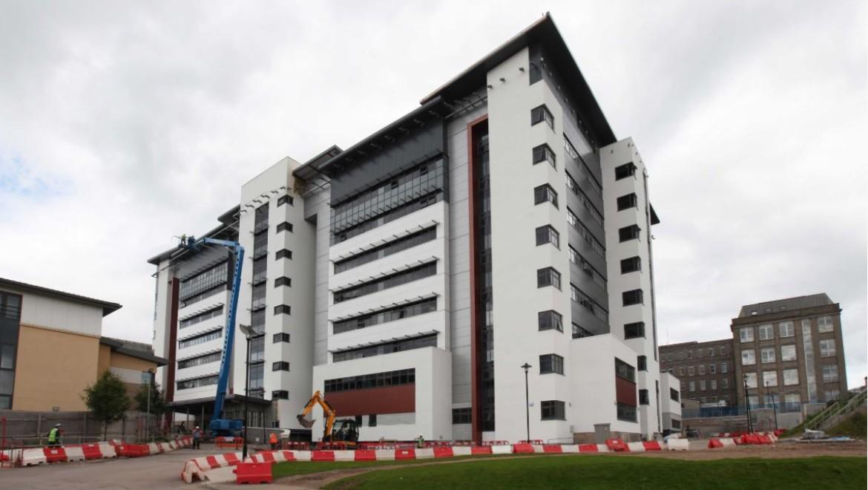 Aberdeen Royal Infirmary, Aberdeen