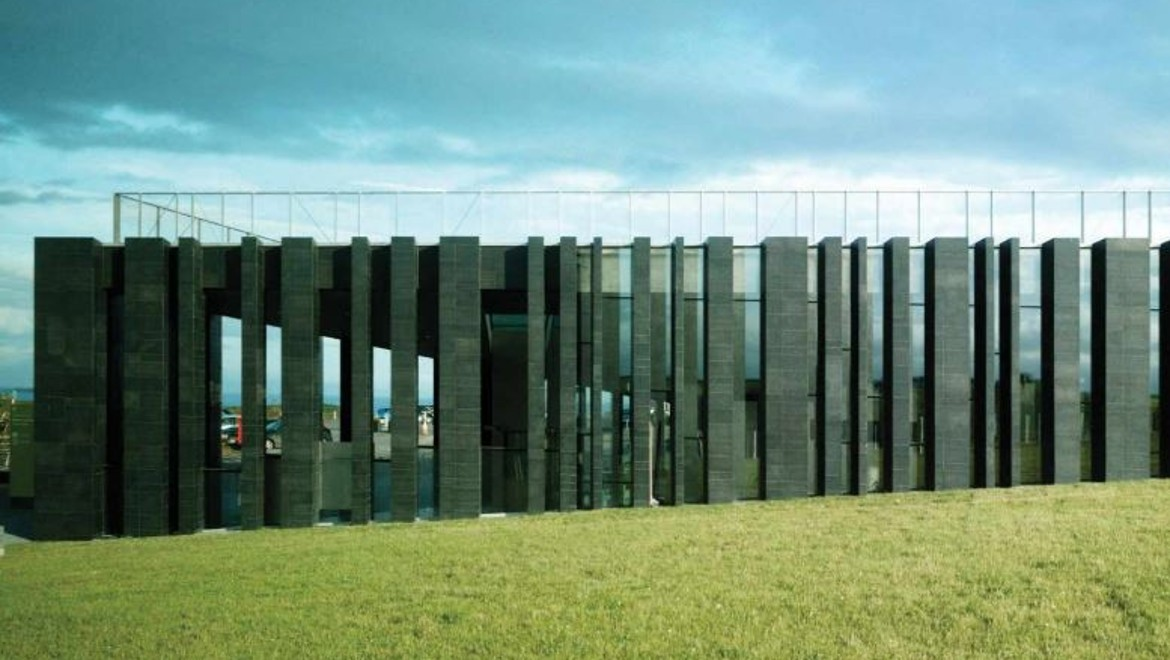 The Giant's Causeway Visitor Centre