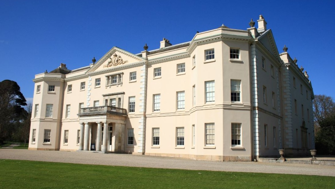 Saltram House, Plymouth
